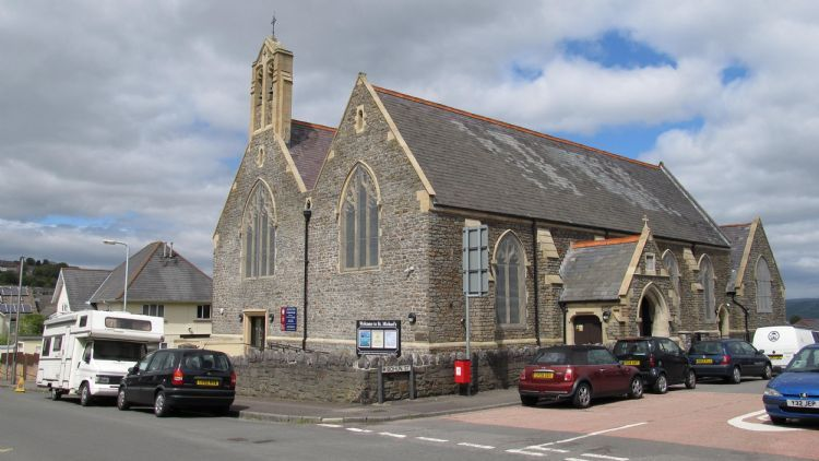 St Michaels & All Angels Church